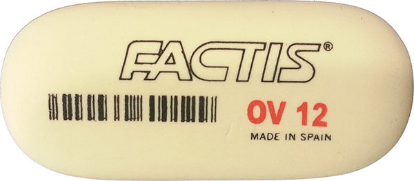 Soft Oval Eraser