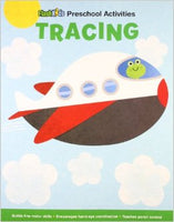 Preschool Activities: Tracing