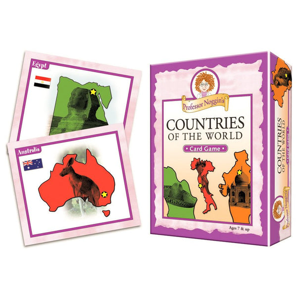 Professor Noggin's: Countries of the World