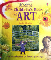 Children's Book of Art by Usborne