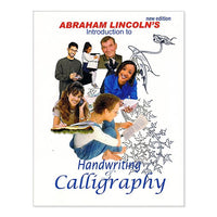 """Introduction To Handwriting and Calligraphy"" Book"