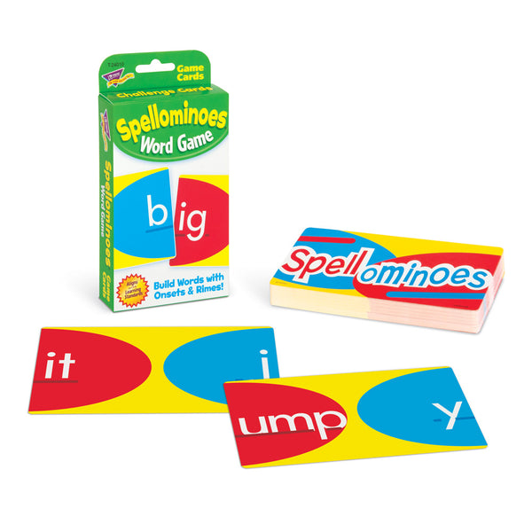 Spellominoes Word Game