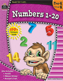 Ready Set Learn: Numbers 1-20
