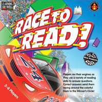 Race To Read! Reading Level: 2.0-3.5