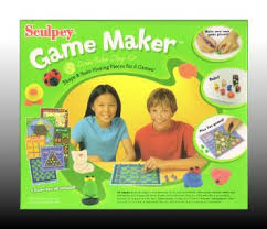 Sculpey Game Maker