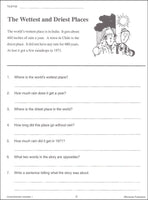 Comprehension Quickies Level 1