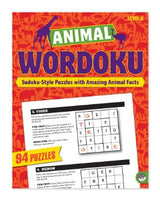 Animal Wordoku