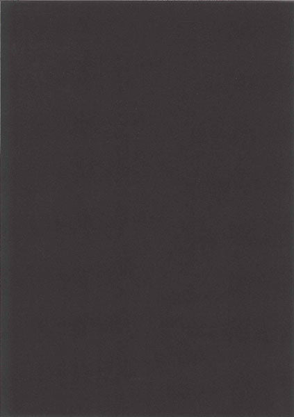 Black Gel Sketch Pad 8x10.5