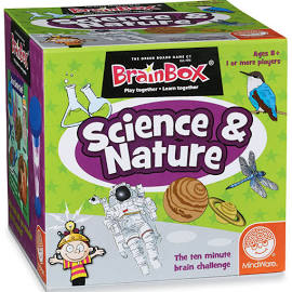 Brain Box: Science & Nature