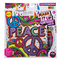 Canvas Wall Art- Peace