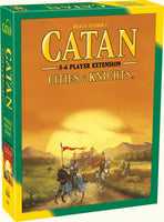 Settlers of Catan Extension: Cities & Knights