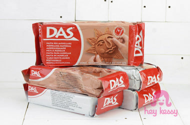 1.15lb Terra Cotta Air-Dry Clay by DAS