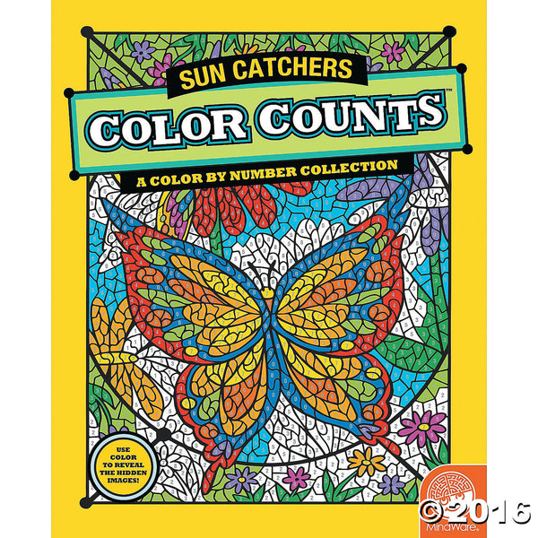 Color Counts: Sun Catchers