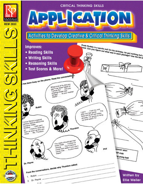 Critical Thinking Skills: Application