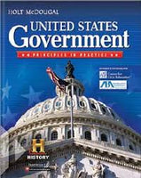 United States Government: Principles in Practice Homeschool Package
