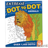 Extreme Dot to Dots Animals