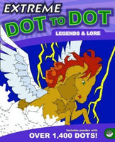 Extreme Dot to Dots Legends & Lore