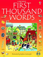 Usborne Internet-Linked First Thousand Words in English
