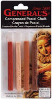 General's Compressed Pastel Chalk