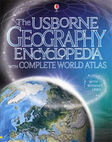 The Usborne Geography Encyclopedia