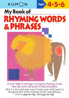 My Book Of: Rhyming Words & Phrases