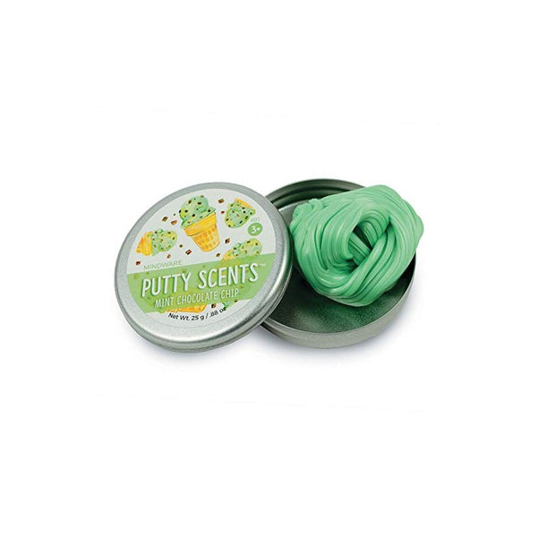 Putty Scents-Mint Chocolate Chip