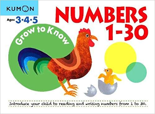 Grow To Know: Numbers 1-30