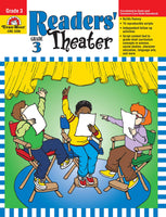 Leveled Readers' Theater, Grade 3 - Teacher Reproducibles