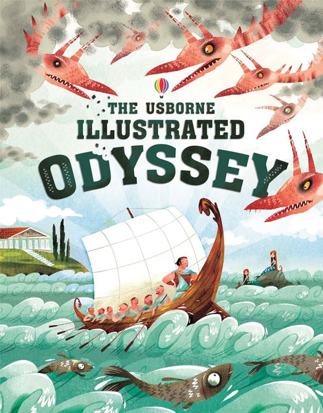 Illustrated Odyssey