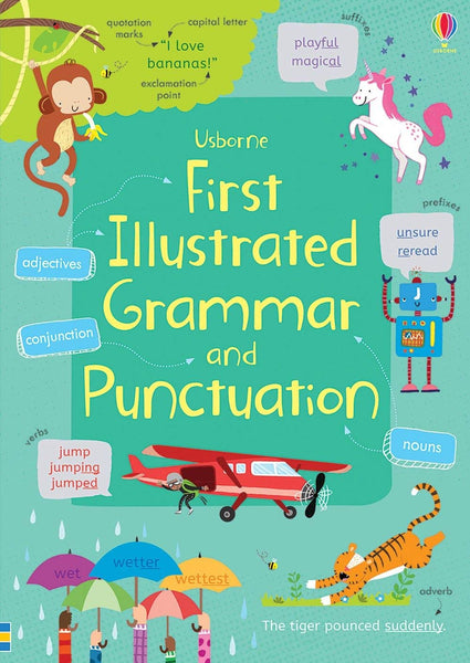 First Illustrated Grammar & Punctuation