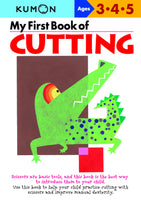 My First Book Of: Cutting