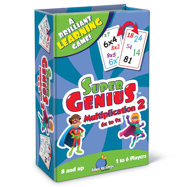 Super Genius Multiplication 2