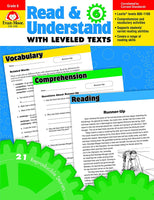Read and Understand with Leveled Texts, Grade 6 - Teacher Reproducibles