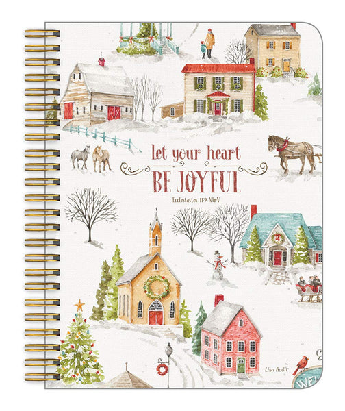 Medium Notebook-Let Your Heart