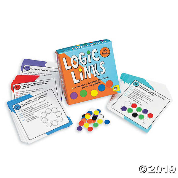 Logic Links Puzzle Box