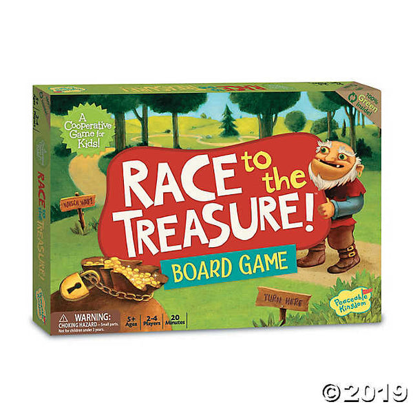 Race to The Treasure!