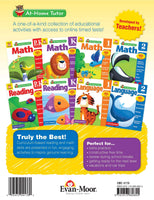 At-Home Tutor: Math, Grade 2 - Activity Book