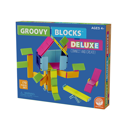 Groovy Blocks Deluxe Set