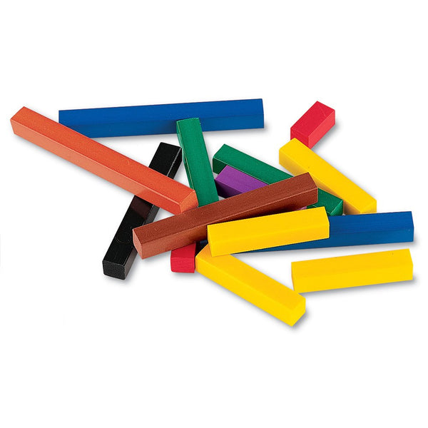 Wooden Cuisenaire® Rods Small Group Set