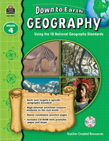 Down To Earth Geography Grade 4