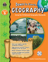 Down To Earth Geography Grade 5