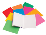 Small Bright Blank Books