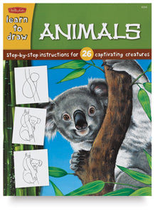 Learn To Draw: Animals