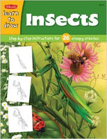 Learn To Draw: Insects