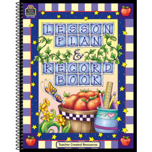 Lesson Plan & Record Book