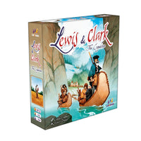 Lewis & Clark Board Game