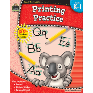Ready-Set-Learn: Printing Practice