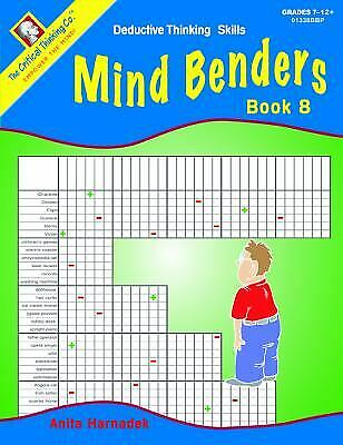 Mind Benders-Level 8
