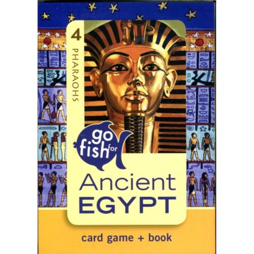 Go Fish for Ancient Egypt