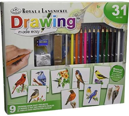 Drawing Made Easy Kit